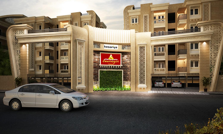 Residential Apartments-Kesariya Swarnagiri-Tambaram