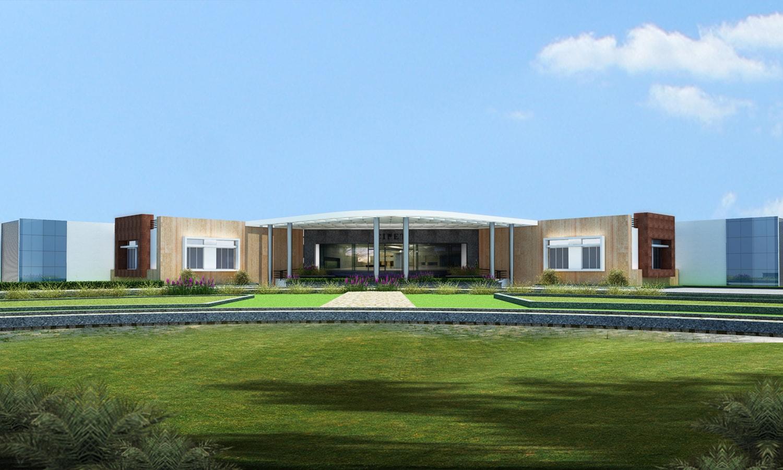 College Building-CIPET-Madurai