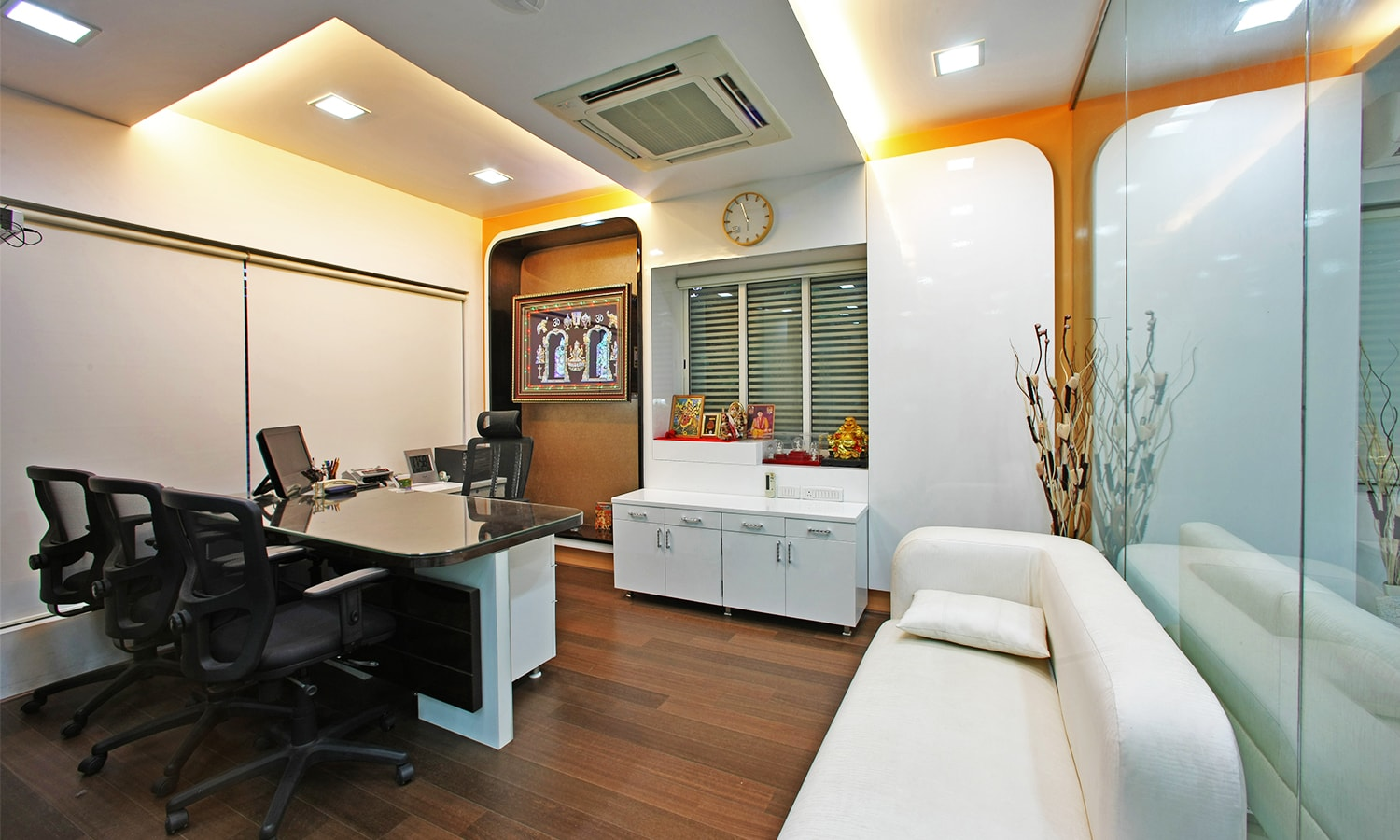 Office Interiors of Mr.AshokRathi