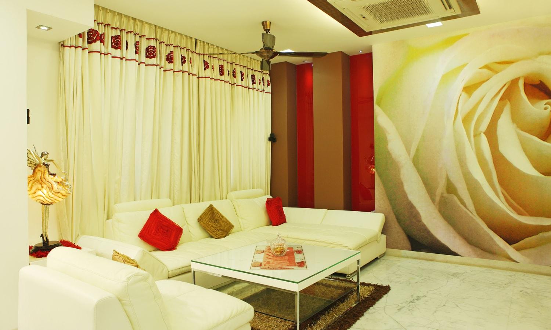 Mr.Praveen GT's Residence Interiors Chennai