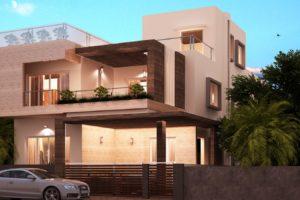 Mr.Sunil's Bungalow-Pondicherry