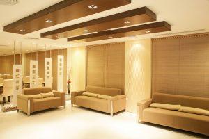 Interiors of IOB Penthouse