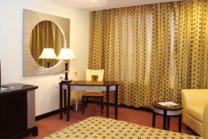 Hotel Deccan Park Interiors Chennai