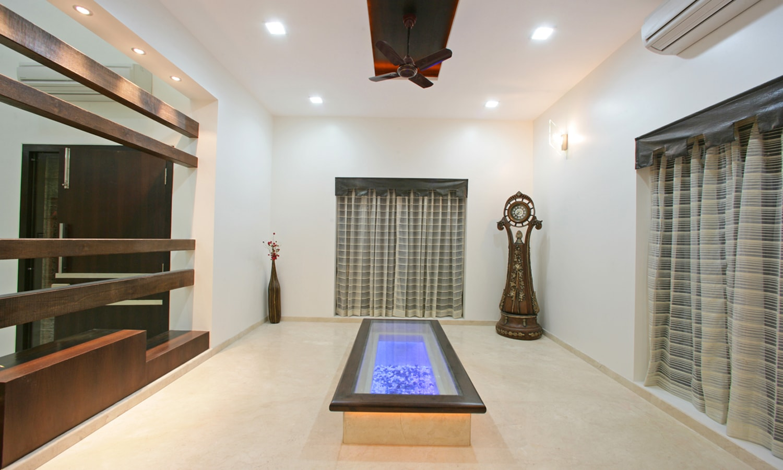Mr.Gautam's Bungalow Interiors