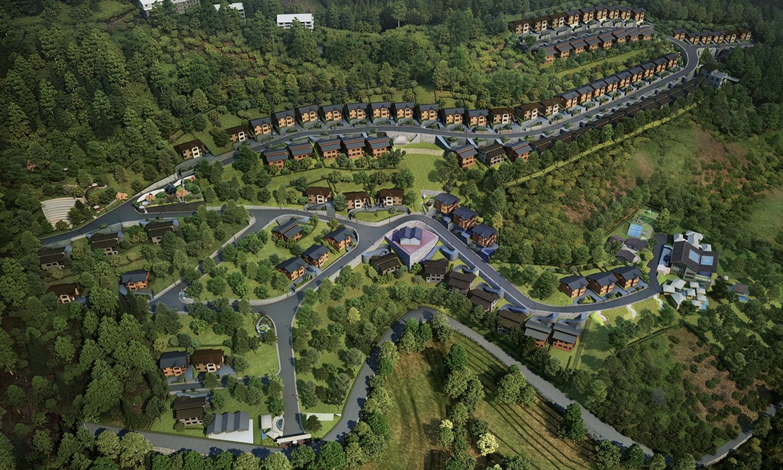 Residential Villas-Prince Serenity-Kodaikanal