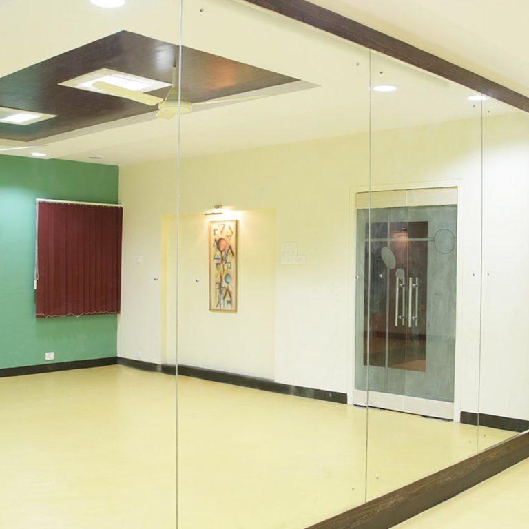 Interiors of Recreation Center-IOB Chennai