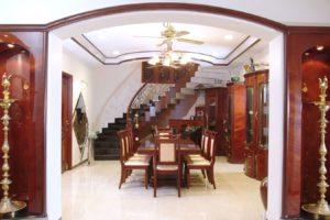 Dr.Gandhi's Residence Interiors-Chennai