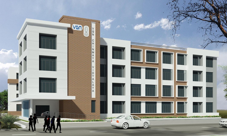 Chinmaya Vidyalaya School-VGN Developers-Chennai