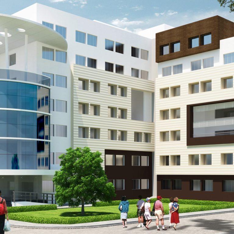 Girls Hostel Building-CIPET-Chennai