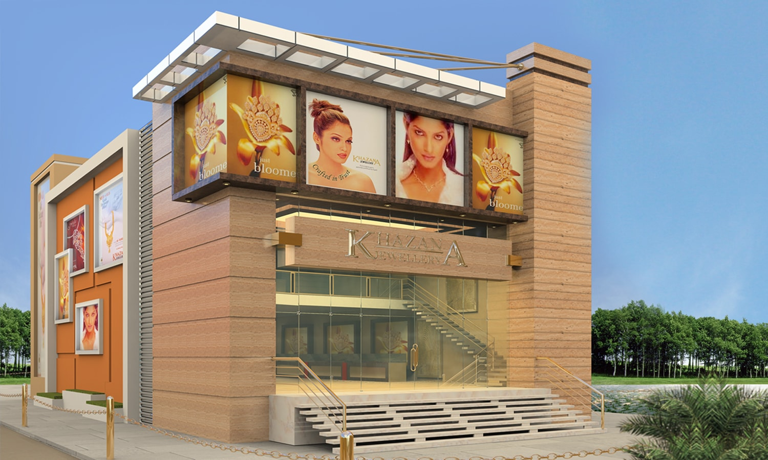Khazana Jewellery Showroom-Chennai