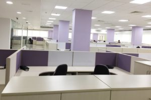 Office Interiors Indian Bank Head Office Chennai