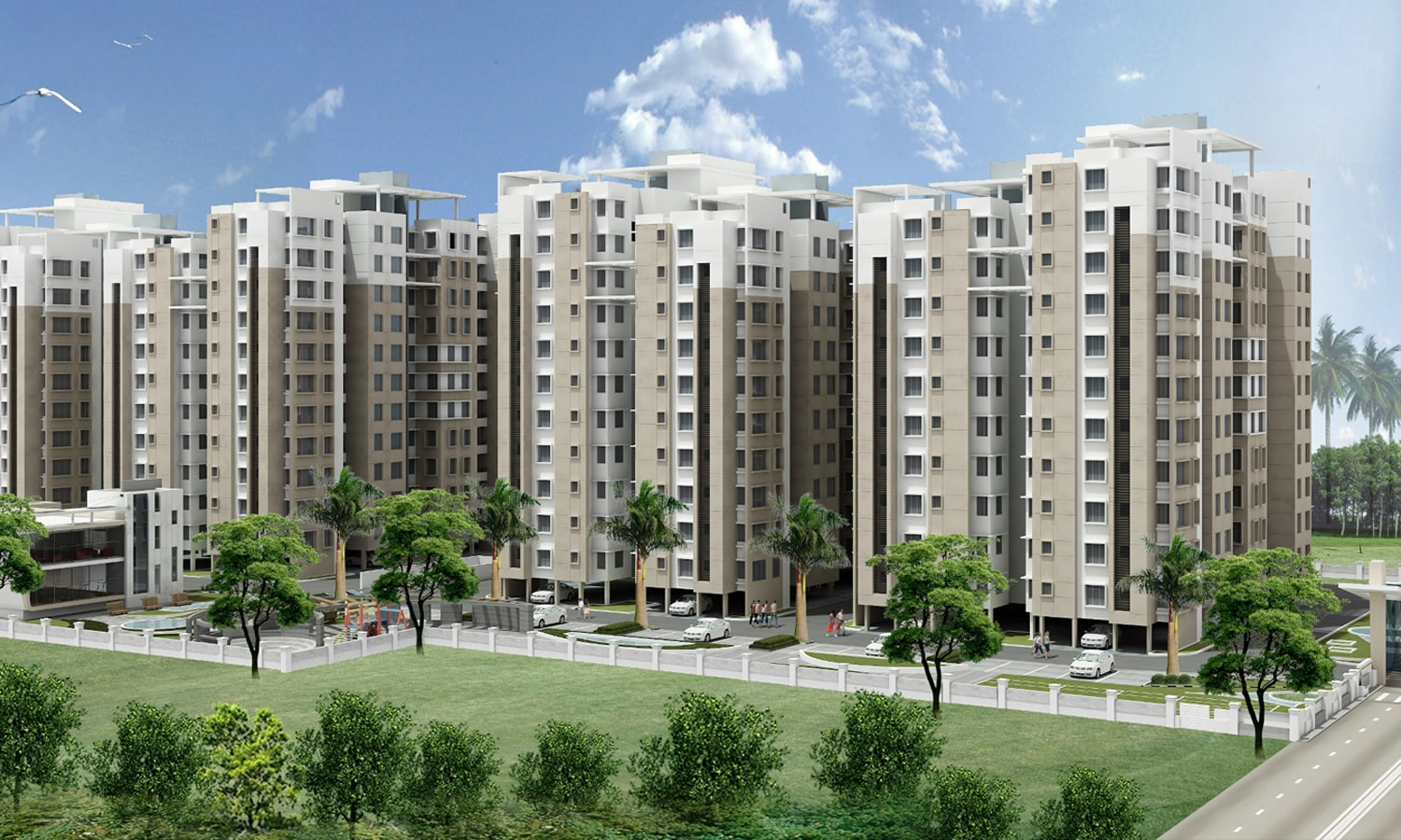 Residential Apartments-Prince Palazzo-OMR-Chennai