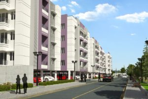 Residential Apartments-VGN Southern Avenue-Chennai