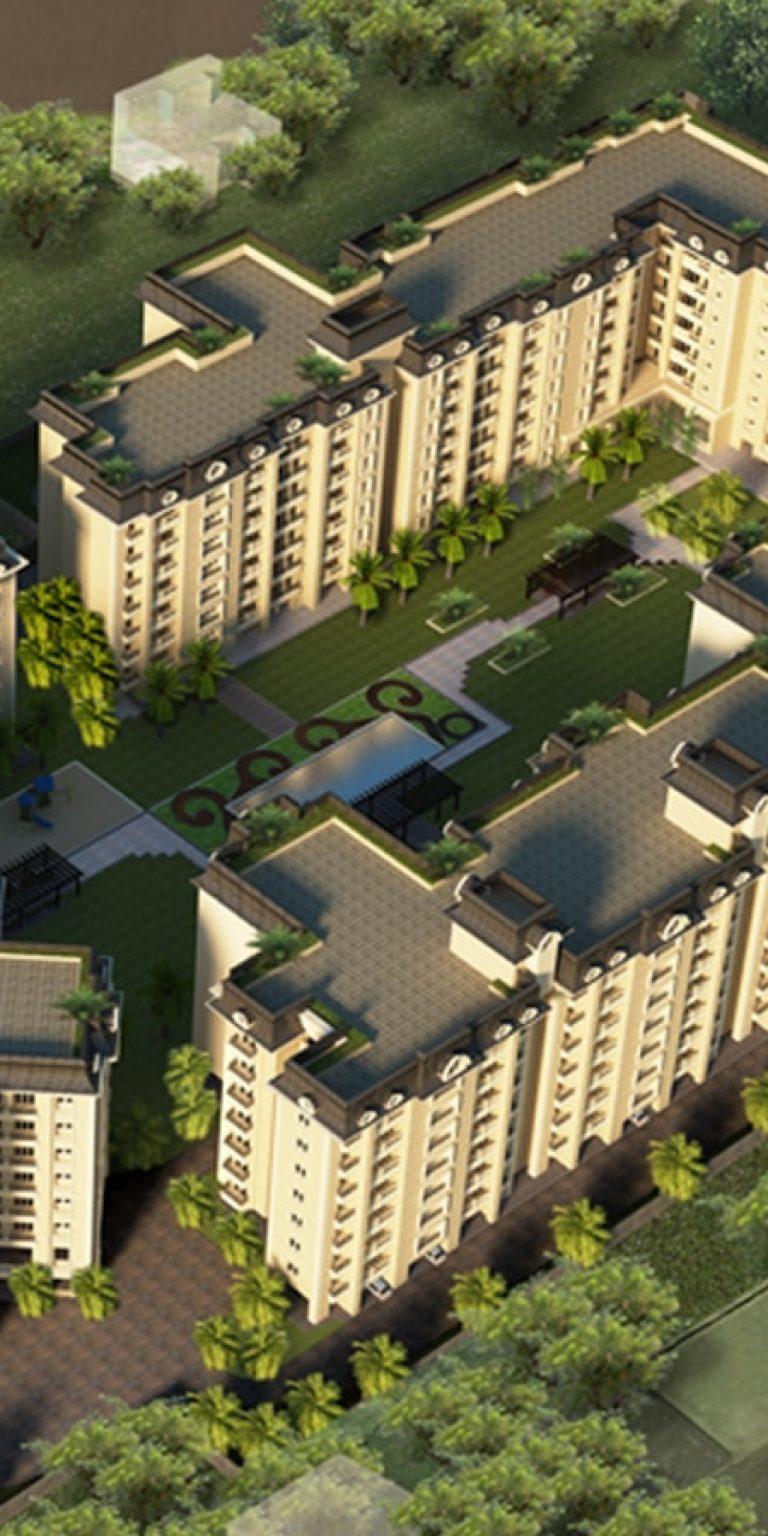 Residential Apartments-SIS Queenstown-Guduvanchery-Chennai