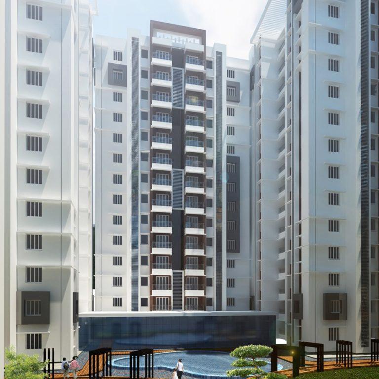 Residential Apartments-Karnataka Housing Board