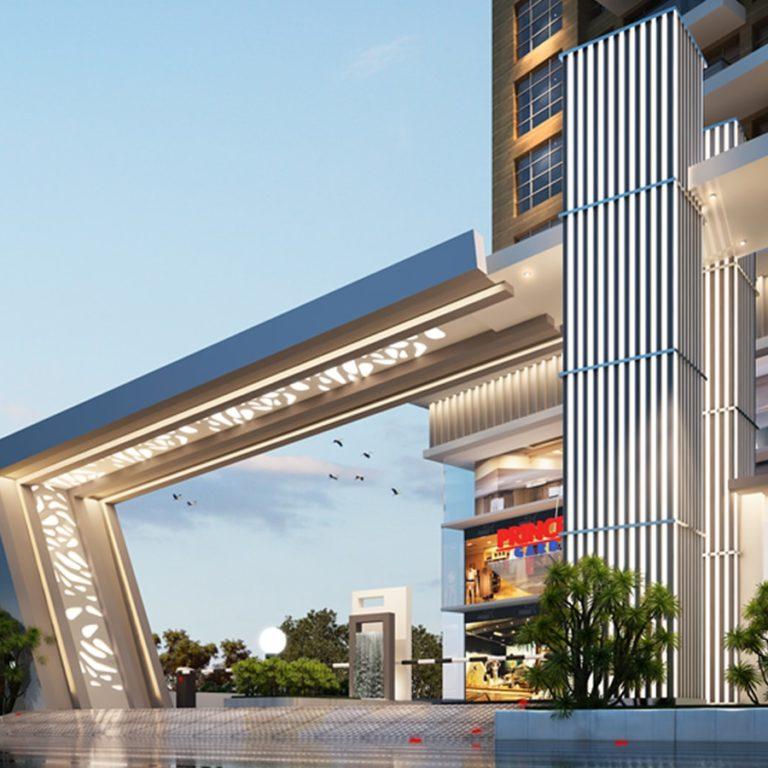Residential & Commercial Project-Prince Ratnapuri-Garden Residence-Chennai